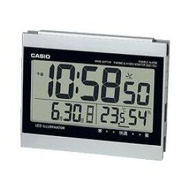 カシオ計算機 電波置時計デジタル シルバー DQD-720J-8JF メーカー在庫品