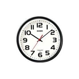 カシオ計算機 電波掛け時計アナログ ブラック IQ-800J-1JF メーカー在庫品