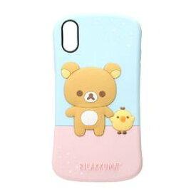 PGA iPhone XR用 シリコンケース リラックマ/パジャマパーティー(YY02802) 取り寄せ商品