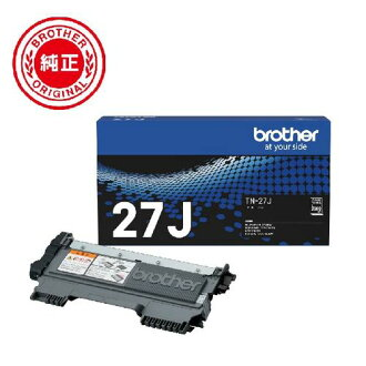 Pure article brother toner cartridge TN-27J (TN-27J) indication stock =○