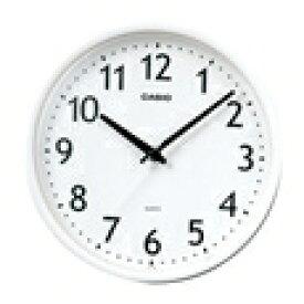 カシオ計算機 掛け時計アナログ ホワイト IQ-58-7JF メーカー在庫品