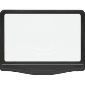 キングジム AM50クロ ライト付き拡大鏡 黒 取り寄せ商品