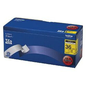 Brother laminating tape TZe-661V indication stock =△