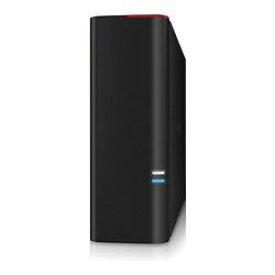 バッファロー HD-GD8.0U3D USB3.0用 外付けHDD(冷却ファン搭載) 8TB 取り寄せ商品