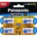 パナソニック カメラ用リチウム電池 CR-2W/4P 目安在庫=○