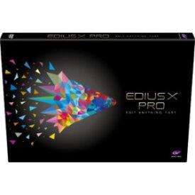 グラスバレー EPR10-STR-JP EDIUS X Pro 通常版(対応OS:その他) 目安在庫=○