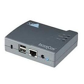 エプソン PS03A USBプリントサーバー/インパクトプリンター用/SEH社製 目安在庫=△