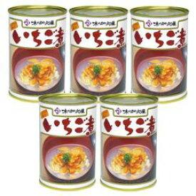加久の屋 青森の味!ウニとアワビを使用した潮汁 元祖 いちご煮 415g【5個】(17080995*5) 目安在庫=○