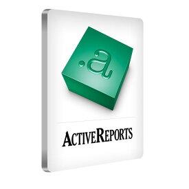 ActiveReports for .NET 12.0J Standard(日本語版)1開発ライセンス+バックアップDVD