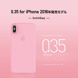 SwitchEasy0.35foriPhone20185.8inch(Pink)