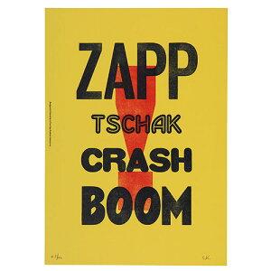 【ATPP】TypographyPoster/Lsize320mm×450mm(全34柄中12柄)