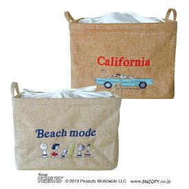 オンライン限定50%OFFSALE 【pilier】Vintage Peanuts SQ[S]/ CALIFORNIA(2柄) 収納アイテム