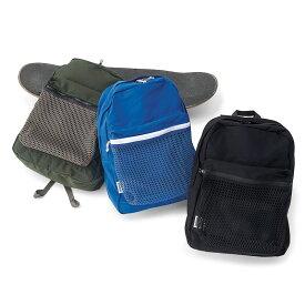 在庫限り 【WKD/ER】 Combination mesh daypack(3色) コレクション ワンマイルバッグ