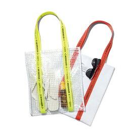 オンライン限定50%OFFSALE 2020SS 【WKD/ER】Pool side tote bag(5色) weekend(er) バッグ ネオン 蛍光 マット トート A4収納可能 ウィークエンダー WEEKEND(ER) コンシェルジュ楽天市場店 ヘミングス コレクションセール ワンマイルバッグ