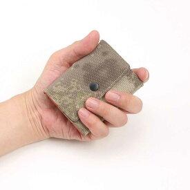 【WKD/ER】 coruri Camouflage Pattern(2柄)weekend(er) weekender ウィークエンダー コルリ カモフラージュ 人気商品 再入荷 軽量財布 メンズ ユニセックス 男女兼用 ミニ財布 キャッシュレス ギフト 男性
