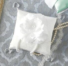ブランローゼリングピロー 結婚式 二次会 演出 プレゼント 指輪 花 リングピロー 贈り物 ギフト かわいい 人気
