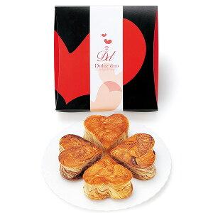 引き菓子 ギフト よつ葉のハートデニッシュ(メープル&チョコマーブル) デニッシュ パン ハートのデニッシュパン 内祝 ギフト 贈り物