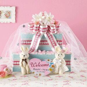 かわいい プチギフト シュガーラビット(ホワイトストロベリーチョコ)50個セット 販売期間10月から4月末 結婚式 プチギフト 子供 パーティー 二次会 名入れ チョコ