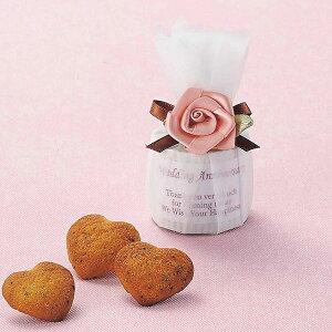 プチギフト 結婚式 ローズデコレーション 追加1個 結婚式 二次会 クッキー お菓子 ギフト ウェルカムアイテム 名入れ