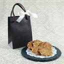 プチギフト 退職 産休 バイエルンガレットクッキー5枚入※選べるサンクスカード付き カラーバッグ お配り ギフト 焼き…