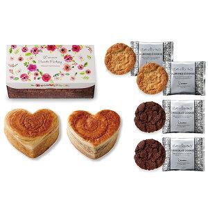 La mour ハートデニッシュ&、、、A 引菓子 内祝 ギフト デニッシュ クッキー 焼菓子