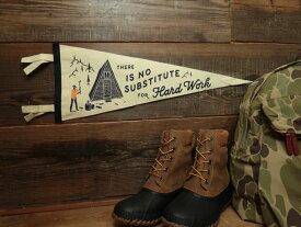 OXFORD PENNANT PENNANT [There is No Substitute for Hard Work Pennant] / オックスフォードペナント ペナント