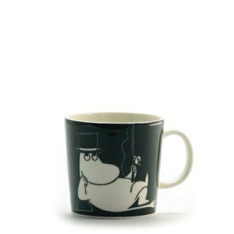 Arabia (Arabic) Moomin mug Papa Arabic Moomin series dishwasher Nordic kitchen
