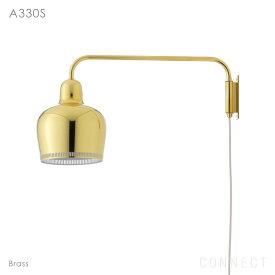 "artek(アルテック) / A330S Wall Lamp ""Golden Bell""(A330S ウォールランプ ゴールデンベル)ブラス 北欧 照明 【送料無料】"