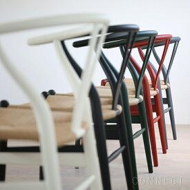 CARL HANSEN & SON (カールハンセン&サン)CH24 SOFT / Yチェア (ワイチェア) ビーチ材・マットカラー / 全5色[グレー・ホワイト・ブラック・レッド・グリーン]
