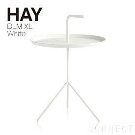 【取寄品】HAY(ヘイ) / DLM XL ホワイト サイド テーブル