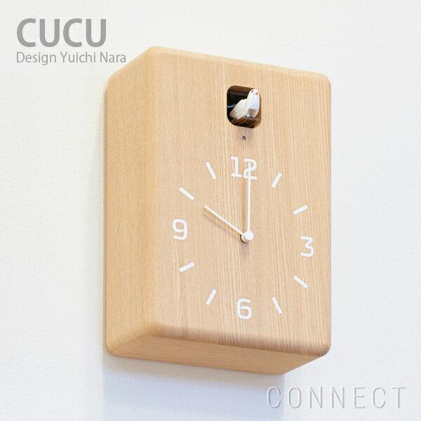 LEMNOS(レムノス)/CUCU(クク)鳩時計 置時計 壁掛け時計 掛け時計 カッコー時計 【送料無料】