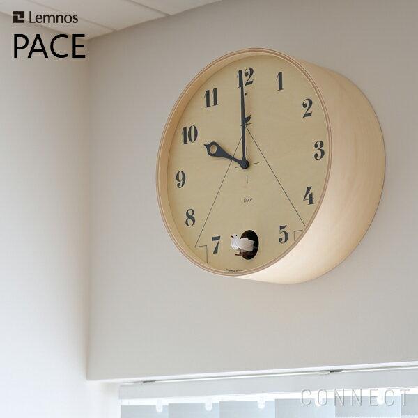 LEMNOS(レムノス)/PACE(パーチェ)鳩時計 壁掛け時計 掛け時計 カッコー時計【送料無料 】
