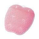 フットグルーマー マニキューレ フットケア フットブラシ 足洗いマット 足洗用 バスマット 角質除去 角質ケア ピンク