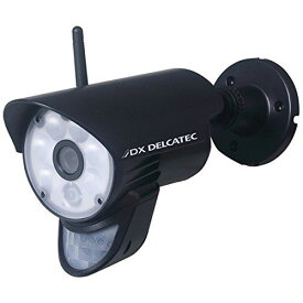 DXアンテナ ワイヤレスカメラ 防犯カメラ [WSC610C] ワイヤレス フルHD WSC610S用増設カメラ