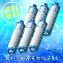 送料無料 LIXIL INAXオールインワン浄水栓交換用カートリッジ 高塩素除去タイプ6本セット[JF-21-S]【リクシル】【イナックス】 あす楽