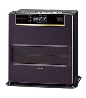 在庫僅少 石油ファンヒーター WZシリーズ コロナ [FH-WZ3617BY] [V]バイオレッド 暖房 ヒーター ストーブ