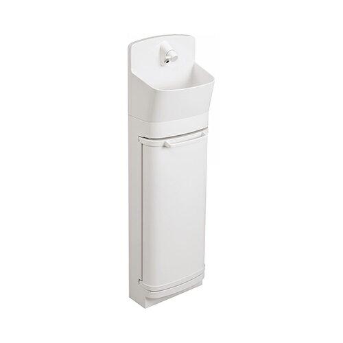 Panasonic アラウーノ 手洗い ラウンドタイプ キャビネット 床給水・床排水 手動水栓[GHA8FC2SSS] パナソニック