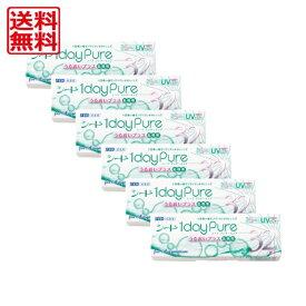 【送料・代引手数料無料】 シード ワンデーピュア うるおいプラス 乱視用 32枚入り 6箱セット