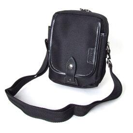 【Ed Kruger】カジュアルショルダーバッグ<CASUAL SHOULDER BAG>ブラック 縦型 S 本革/メンズ/サラリーマン/シンプル/無地/薄型/ブラック/整理/おしゃれ/高級感//高品質/プレゼント/男性用/ブラウン/ビジネスバッグ/24-0276 ブラック/メンズ/フクノウ/14-5126