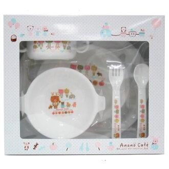 Anano cafe小孩餐具安排