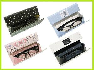 オリジナル 折りたたみメガネケース クロス付き 全4種メガネケース/眼鏡ケース/めがねケース/サングラス/眼鏡ケース/めがね入れ/サングラスケース/保管/メガネクロス/可愛い/おしゃれ/