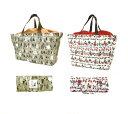 ムーミン レジカゴバッグ 全2種折り畳み/保冷/お買い物バッグ トートタイプ/キャラクター/可愛い/男の子/女の子/保冷バッグ/エコバッ…