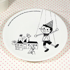 【SALE!!】割引商品Shinzi Katohプレート【お皿】【食器】【くま】【トリ】【子ども用】【ギフト】【可愛い】【カラフル】【プレゼント】【ニャンコ】【メルヘン】●【05P26Mar16】