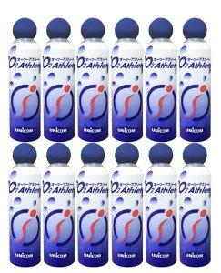 携帯酸素発生器 オーツーアスリート交換用酸素ボンベ缶12本 ユニコム O2 Athlete用 18リットル 別途スターターキットが必要商品