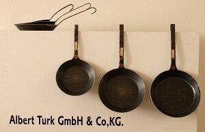 ドイツ鍛冶職人の技Turk(ターク)クラシックフライパン