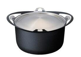 【送料無料】KOMIN (コーミン)極薄鋳物鍋 両手鍋22cm【取寄せ】