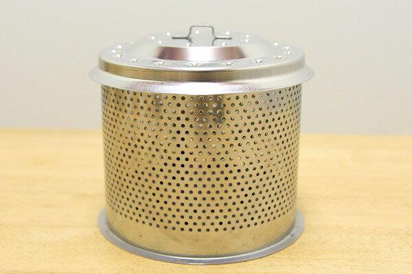 無煙炭火バーベキューグリル「ロータスグリル(Rotus Grill)」専用交換用チャコールコンテナー