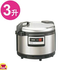 パナソニック 業務用電子ジャー3升炊き SK-PJB5400(送料無料 代引不可)