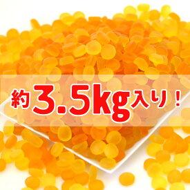 【数量限定】ギガグミ 大容量 グミ レモン味 オレンジ味 約3.5kg 巣ごもり消費 巣ごもり おやつ お菓子 まとめ買い 超大特価 大ボリューム