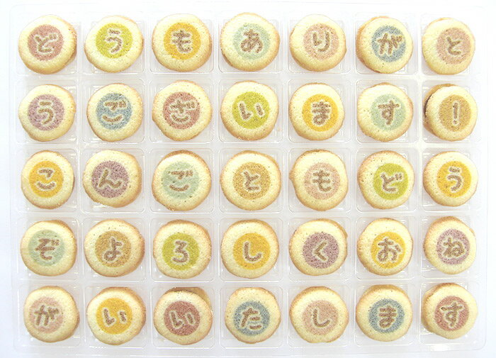 ありがとうクッキーメール(チョコラングドシャ、05-CM-BA)【楽ギフ_のし】【楽ギフ_のし宛書】